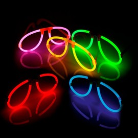 Gafas Luminosas Aviador a Granel (50 uds)