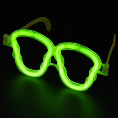 Gafas Luminosas Calavera a Granel