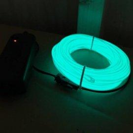 Cable Fluorescente Led de 5m
