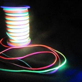 Cuerda 100 m Fluorescente UV
