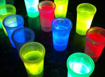 Copas Luminosas