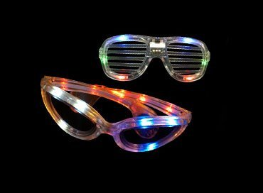 Gafas Led