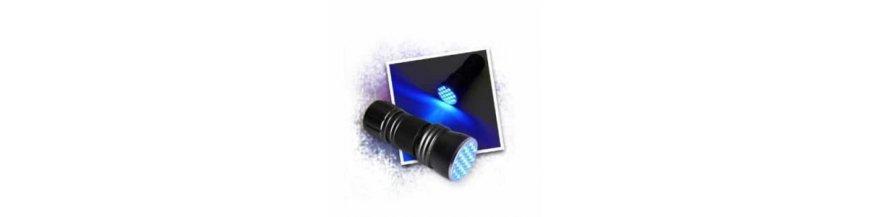 Linternas Luz Ultravioletas