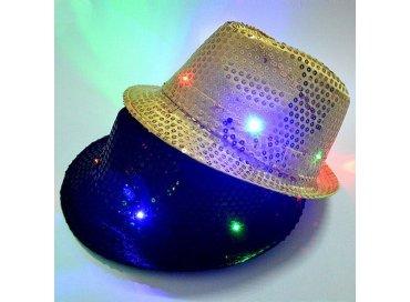 Sombreros con Luz Led